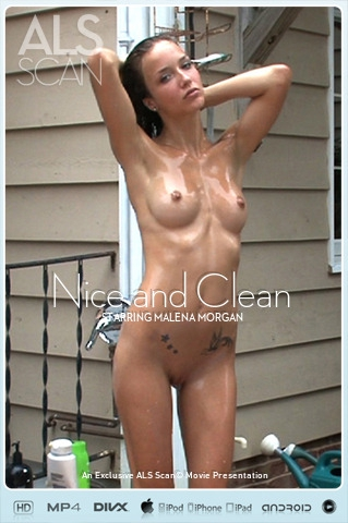 Malena Morgan - `Nice and Clean` - for ALS SCAN