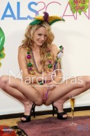 Sara Jaymes in Mardi Gras gallery from ALS SCAN