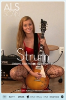 Jessie Rogers & Sara Jaymes in Strum video from ALS SCAN
