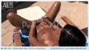 Rihanna Samuel in Perky Sweet video from ALS SCAN