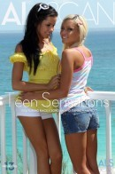 Kacey Jordan & Tanner Mayes in Teen Sensations gallery from ALS SCAN