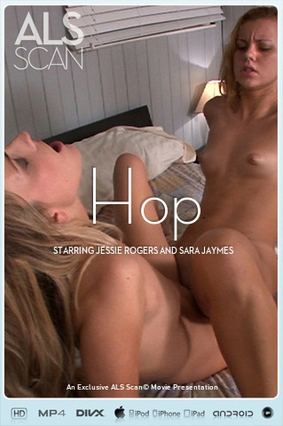 Jessie Rogers & Sara Jaymes - `Hop` - for ALS SCAN