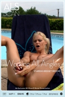 Bridget Brooke in Working All Angles video from ALS SCAN