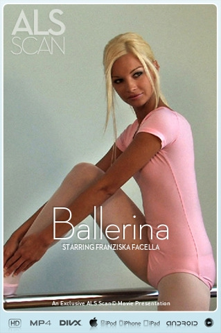 Franziska Facella - `Ballerina` - for ALS SCAN