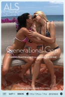 Franziska Facella & Shalina Devine in Generational Gap video from ALS SCAN