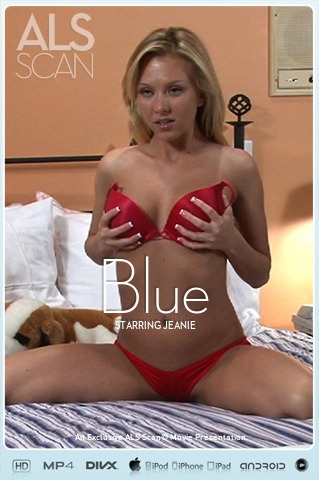 Jeanie - `Blue` - for ALS SCAN