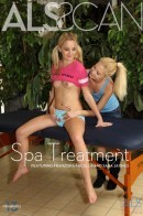 Franziska Facella & Sara Jaymes - Spa Treatment
