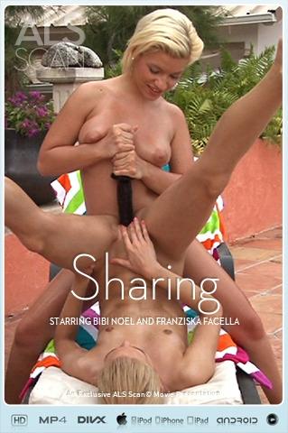 Bibi Noel & Franziska Facella - `Sharing` - for ALS SCAN