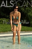 Abbie Cat & Blue Angel - Pool Hand Affair