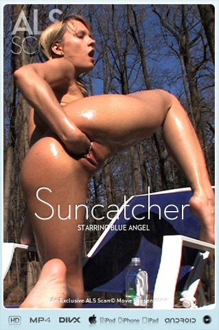 Blue Angel - `Suncatcher` - for ALS SCAN