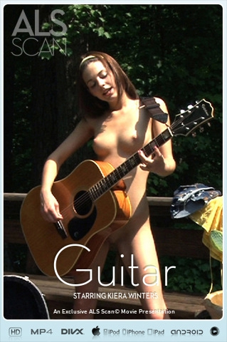 Kiera Winters - `Guitar` - for ALS SCAN