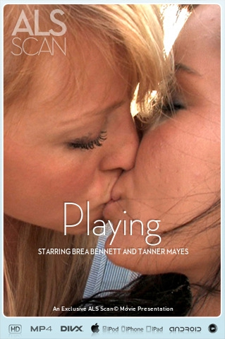 Brea Bennett & Tanner Mayes - `Playing` - for ALS SCAN