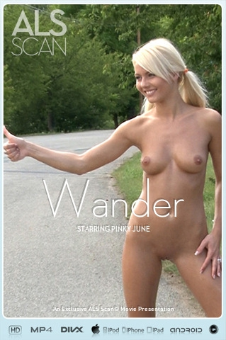 Pinky June - `Wander` - for ALS SCAN