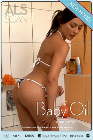 Iwia - `Baby Oil` - for ALS SCAN