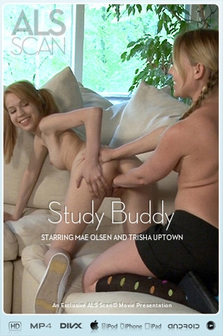 Mae Olsen & Trisha Uptown - `Study Buddy` - for ALS SCAN