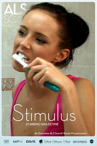 Gina Devine - `Stimulus` - for ALS SCAN