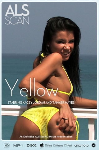 Kacey Jordan & Tanner Mayes - `Yellow` - for ALS SCAN