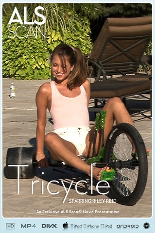 Riley Reid - `Tricycle` - for ALS SCAN