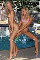 Sandy & Sophie Moone in Sheer Seduction gallery from ALS SCAN