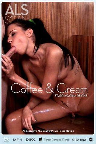 Gina Devine - `Coffee & Cream` - for ALS SCAN