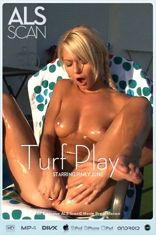 Pinky June - `Turf Play` - for ALS SCAN