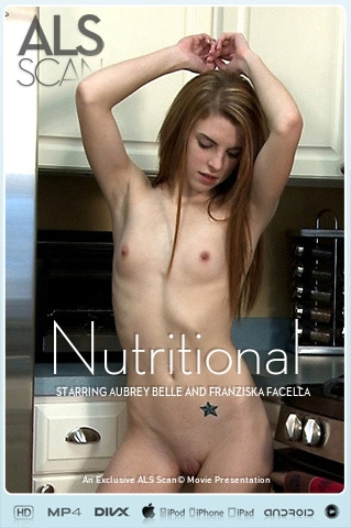 Aubrey Belle & Franziska Facella - `Nutritional` - for ALS SCAN
