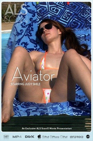 Judy Smile - `Aviator` - for ALS SCAN