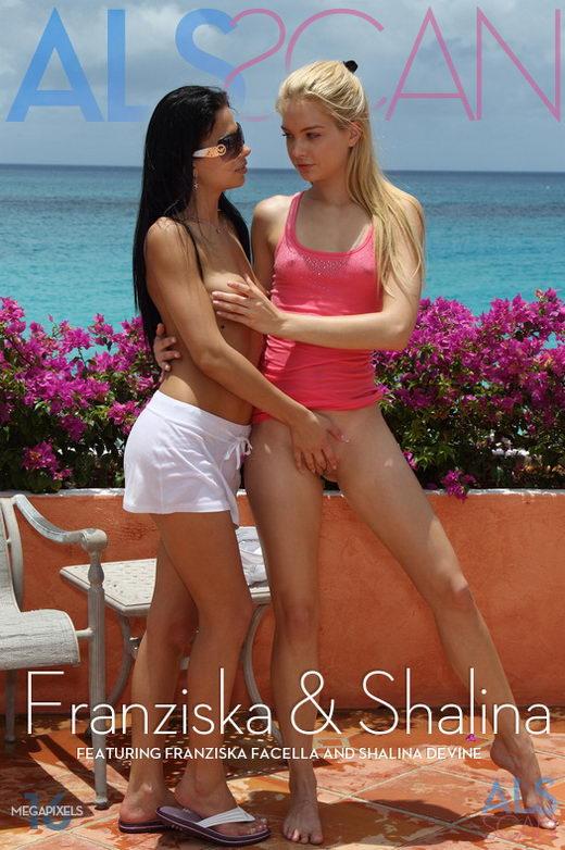 Franziska Facella & Shalina Devine - `Franziska & Shalina` - for ALS SCAN