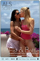 Franziska Facella & Shalina Devine in Fist & Bottle video from ALS SCAN