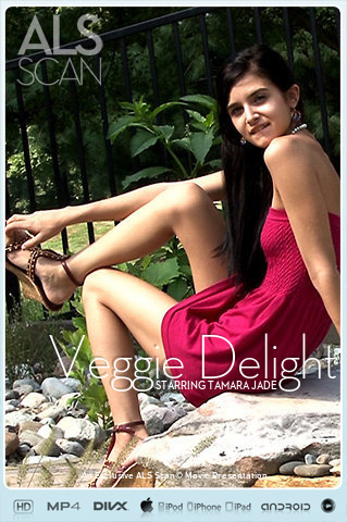 Tamara Jade - `Veggie Delight` - for ALS SCAN