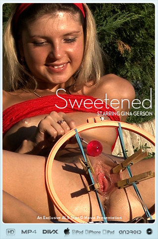 Gina Gerson & Mona - `Sweetened` - for ALS SCAN