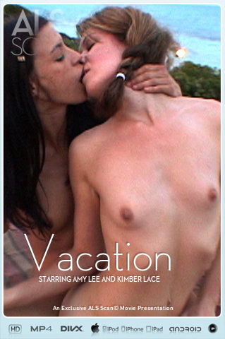Amy Lee & Kimber Lace - `Vacation` - for ALS SCAN