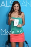 Silvia James in Model #3 gallery from ALS SCAN