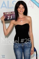 Denisa Doll in Model #25 gallery from ALS SCAN