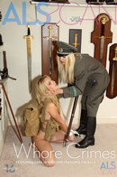 Franziska Facella & Sara Jaymes in Whore Crimes gallery from ALS SCAN