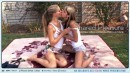 Cayenne & Gina Gerson - Shared Pleasure