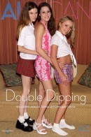 Ashley & Trisha Uptown & Trista in Double Dipping gallery from ALS SCAN