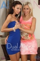Gina Devine & Lola - Dual Action