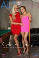 Cayenne & Tracy Lindsay - Color Of Honey