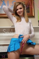 Rachel James in Snake Hole gallery from ALS SCAN