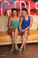 Amirah & Silvia James in Tribadism gallery from ALS SCAN