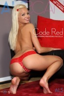 Franziska Facella & Leighlani Red in Code Red gallery from ALS SCAN