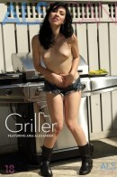 Aria Alexander in Griller gallery from ALS SCAN