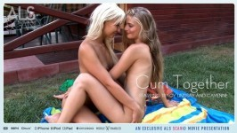 Tracy Delicious & Tracy Lindsay  from ALS SCAN
