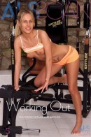 Amy Lee & Faith & Zuzana in Working Out gallery from ALS SCAN