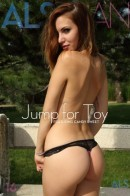Candy Sweet in Jump For Toy gallery from ALS SCAN