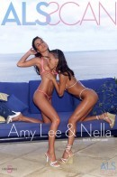 Amy Lee & Nella gallery from ALS SCAN