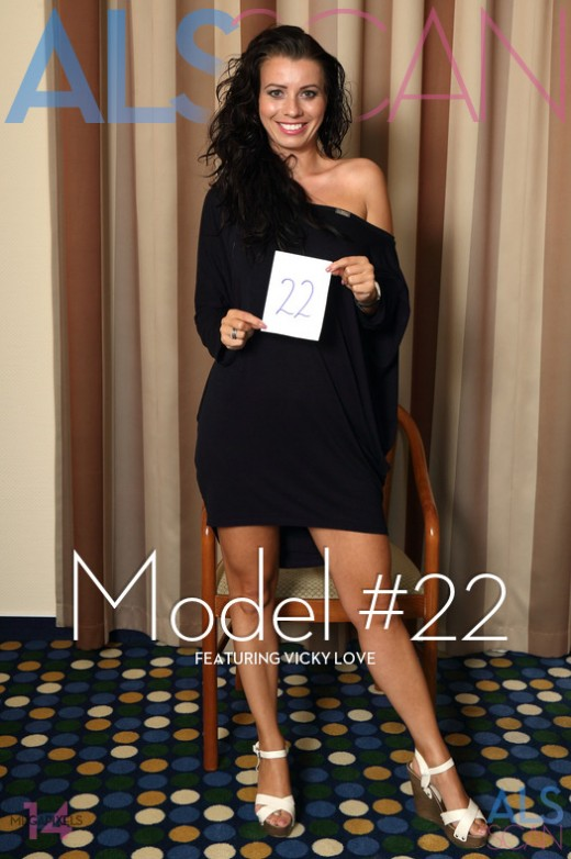 Vicky Love - `Model #22` - for ALS SCAN