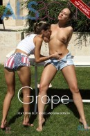 Blue Angel & Gina Gerson - Grope