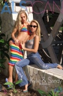Kylie And Sandy
